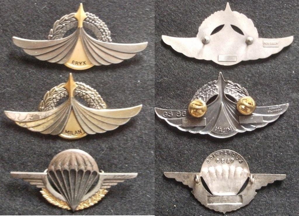 Trois brevets métalliques (Prix baissés) Gourbi45