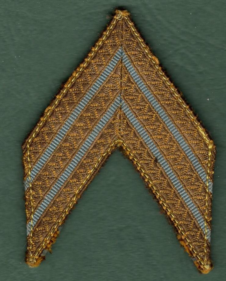 Tissu FRANCE et grade tissu Sergent-Chef RTA  ESC - JUIL 1 Grade_10