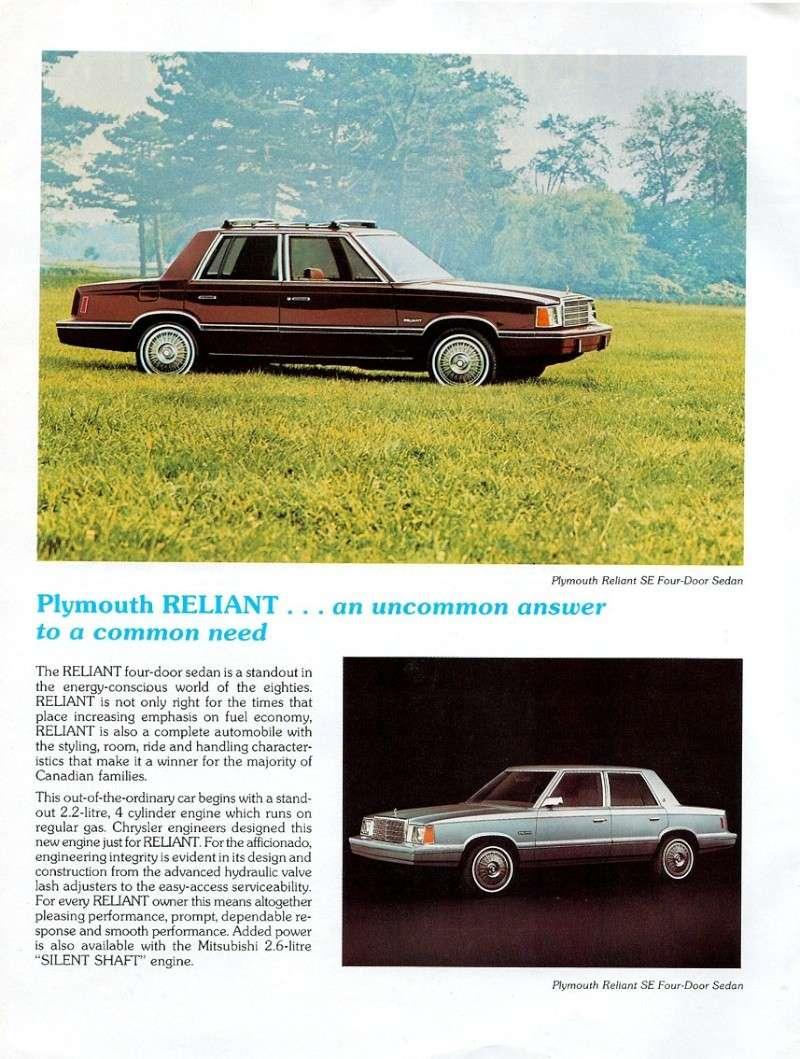 Plymouth Reliant (k-car) 1981_p16