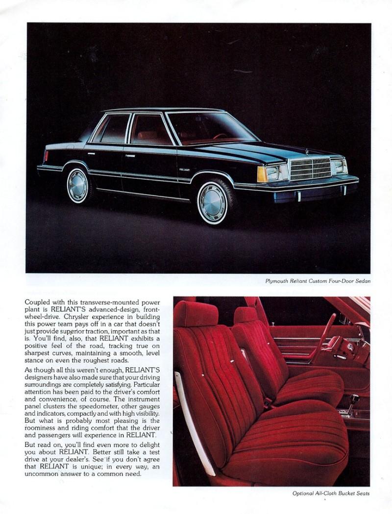 Plymouth Reliant (k-car) 1981_p17