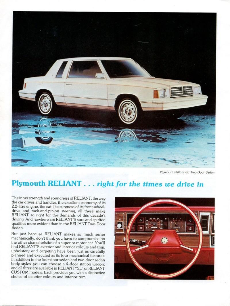 Plymouth Reliant (k-car) 1981_p18