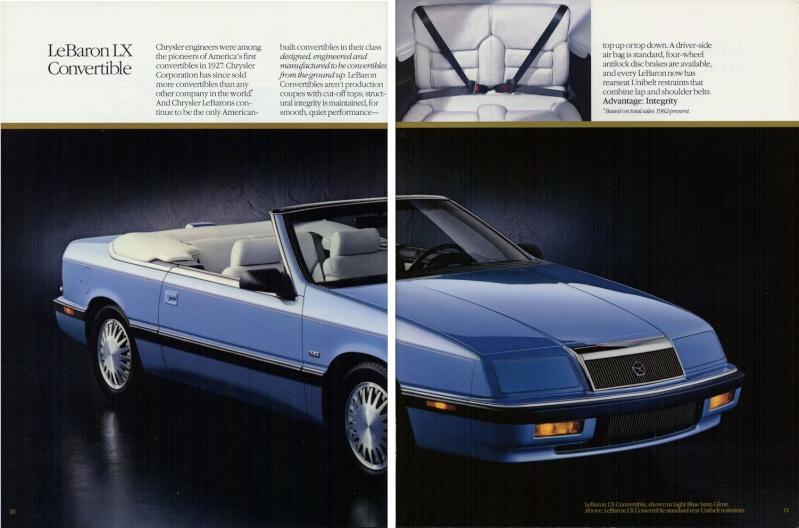 Brochures LeBaron 1992_c18