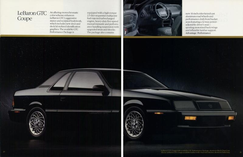 Brochures LeBaron 1992_c23
