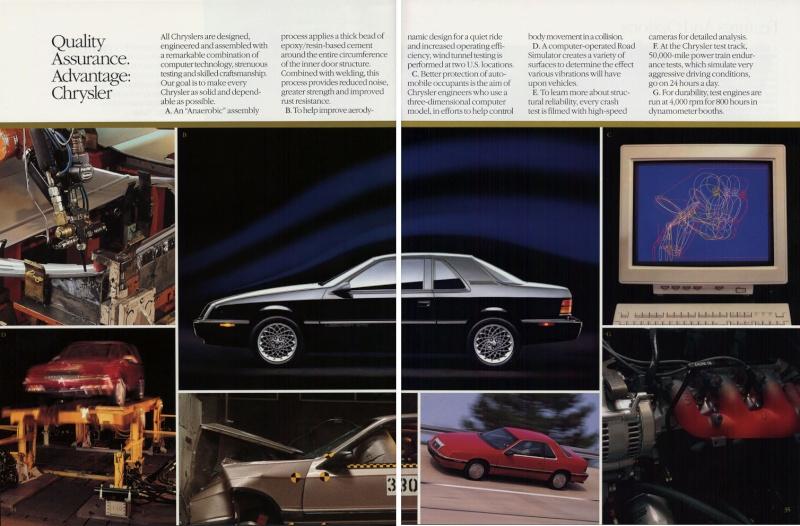 Brochures LeBaron 1992_c30