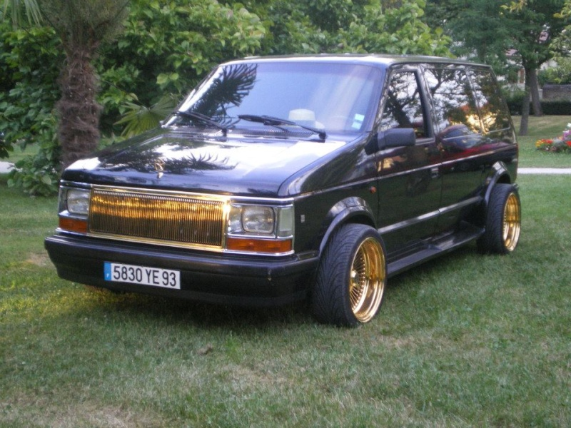 Voyager S1 3LV6 1990 LOWRIDER LOOK 57698010