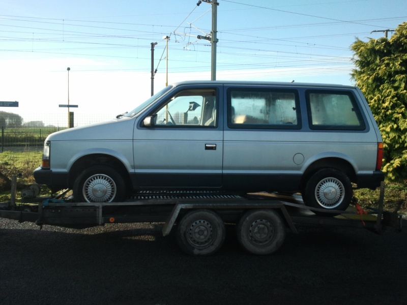 Mon Plymouth voyager 84 Photo492