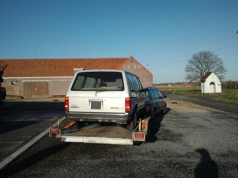 Mon Plymouth voyager 84 Photo496