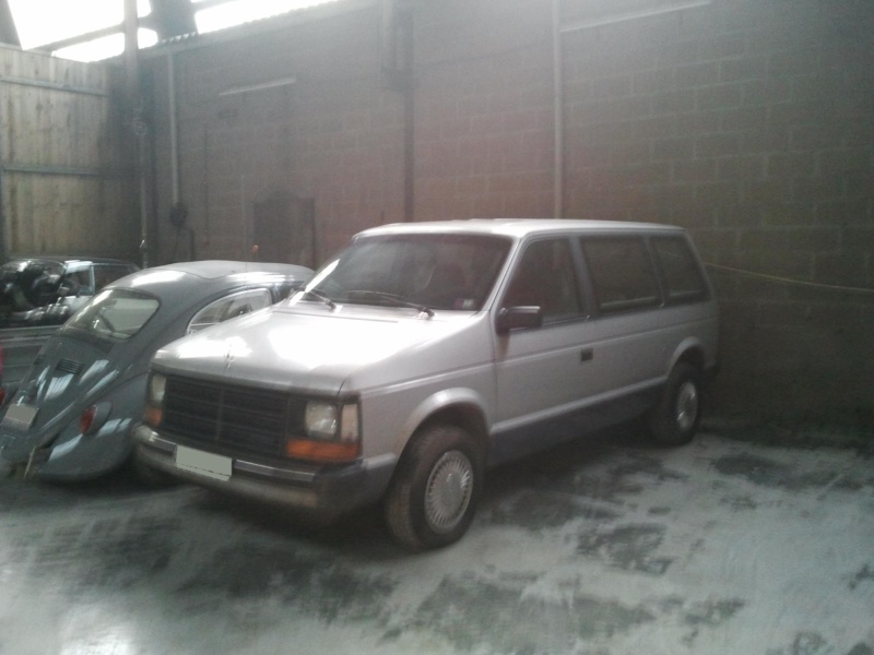 Mon Plymouth voyager 84 Photo498