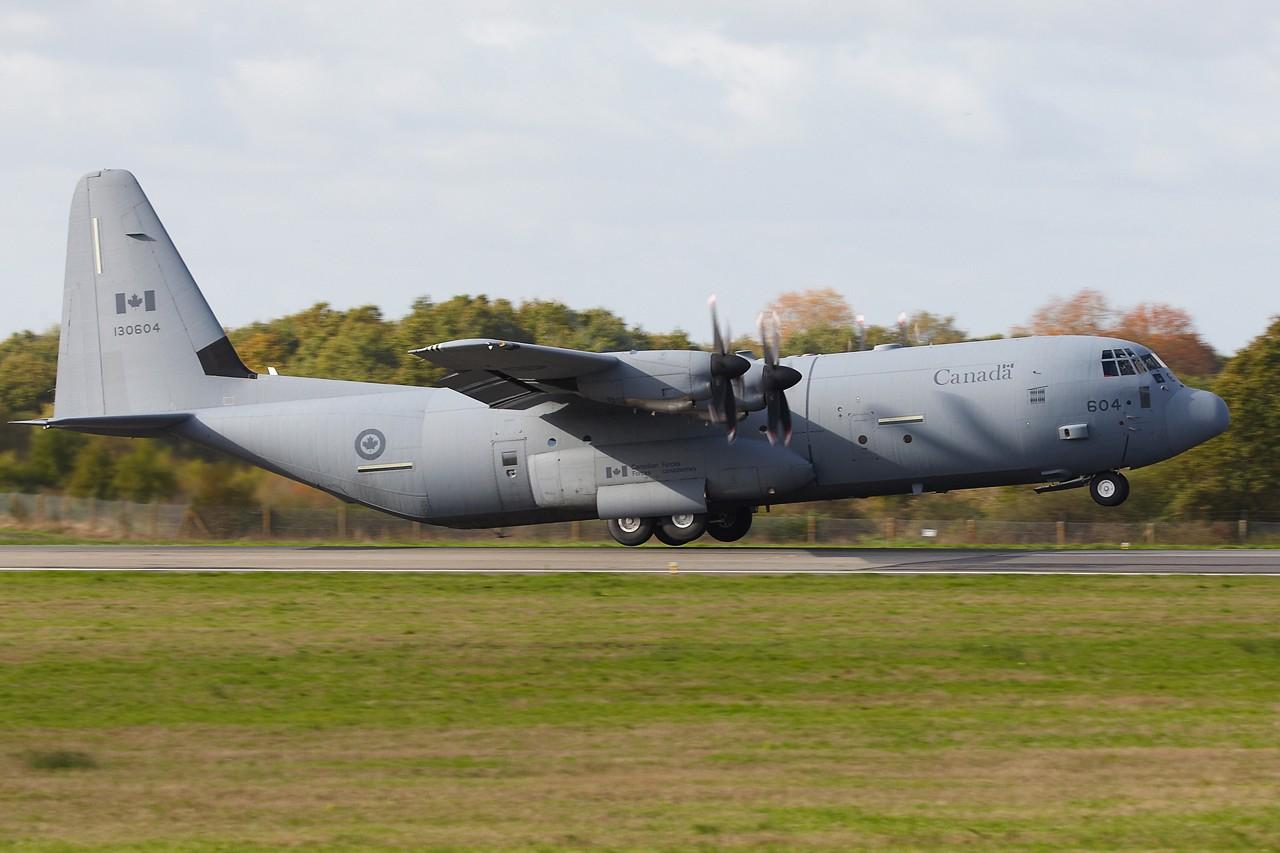 [14-15/11/2013] Lookheed Hercules C130J (130604) Canada Air Force Grx_8712