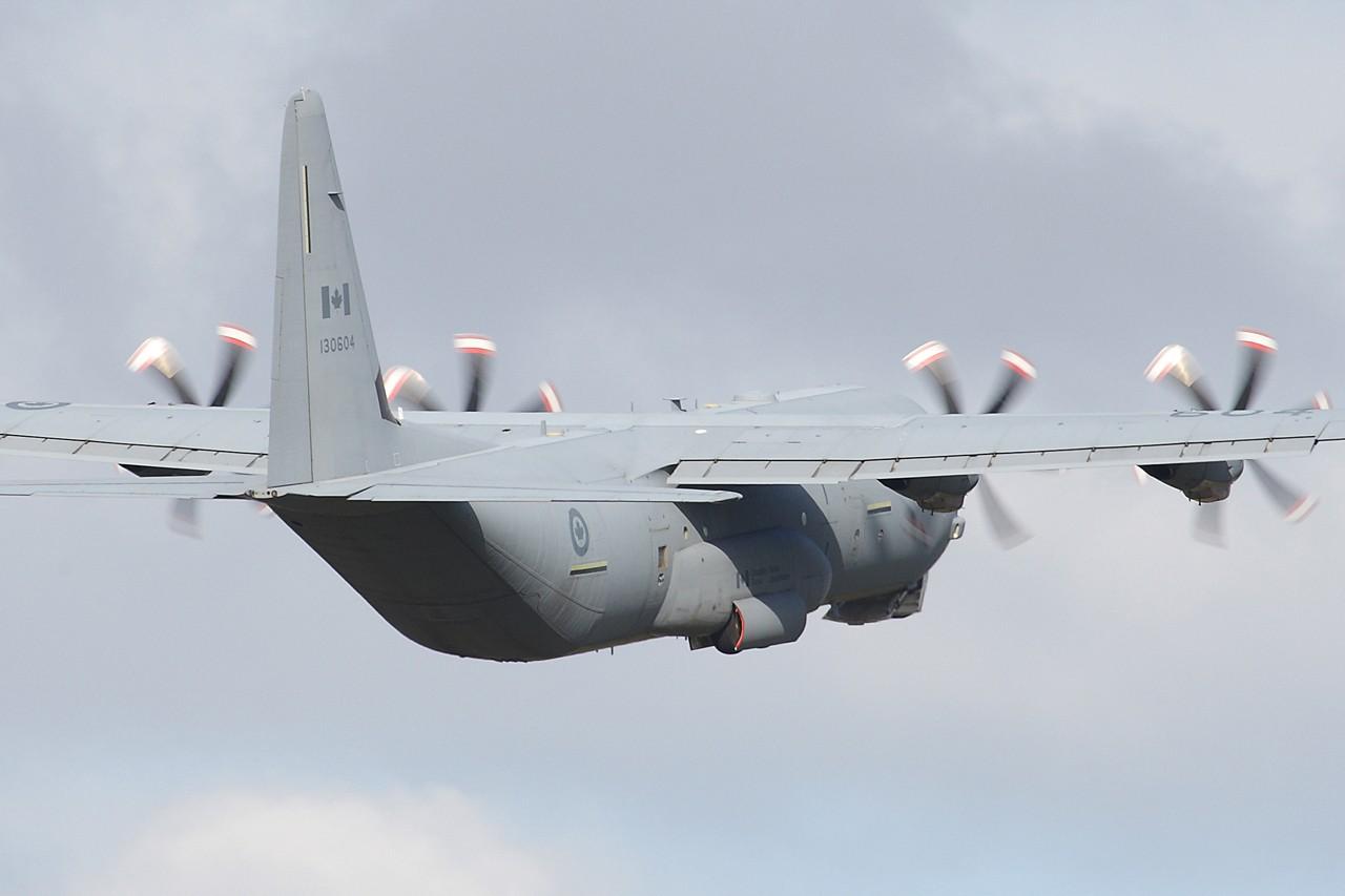 [14-15/11/2013] Lookheed Hercules C130J (130604) Canada Air Force Grx_8811