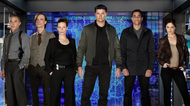 [Série US] Almost Human Almost11