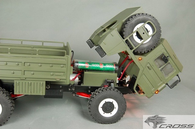 CROSS-RC  Camions 6x6 et 8x8 1410