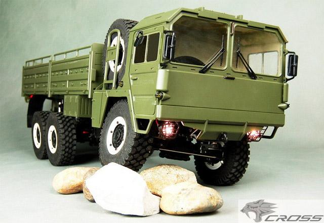CROSS-RC  Camions 6x6 et 8x8 4010