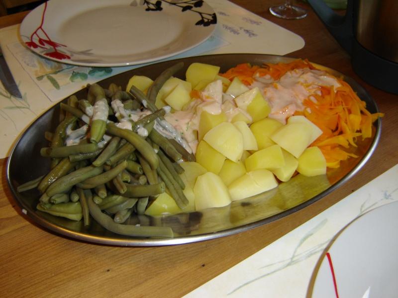 jardinière de légumes et sauce au jambon Dsc02510