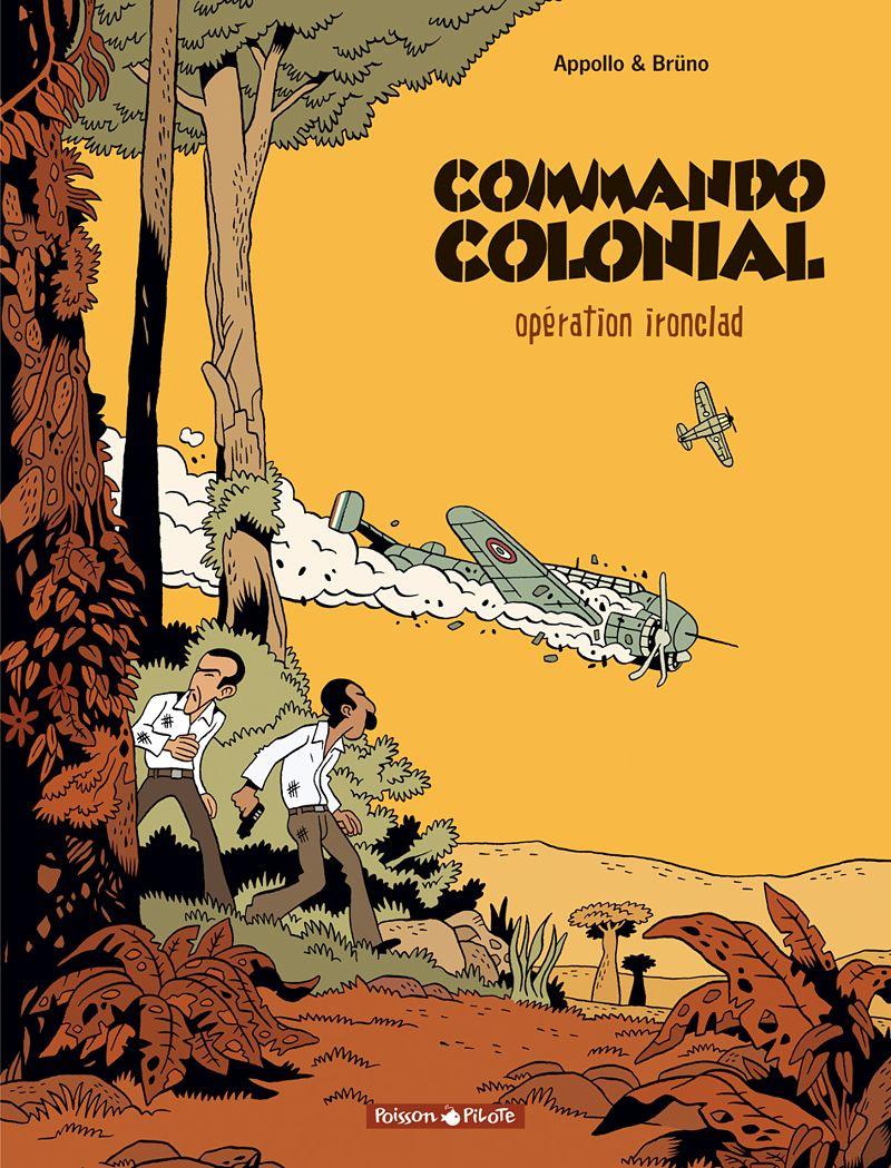 Commando colonial de Brüno et Appolo Comman10