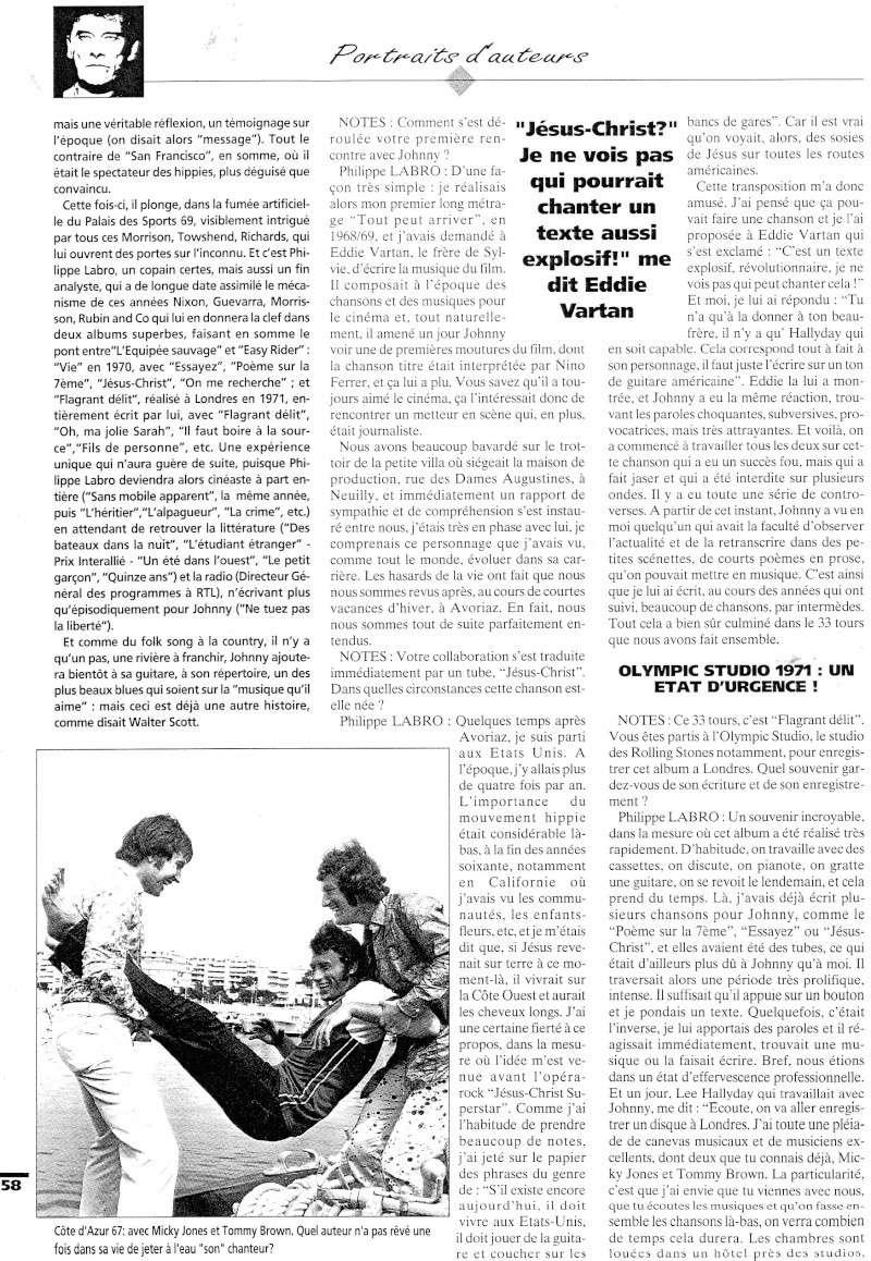 PORTRAITS D'AUTEURS - Page 2 Img59612