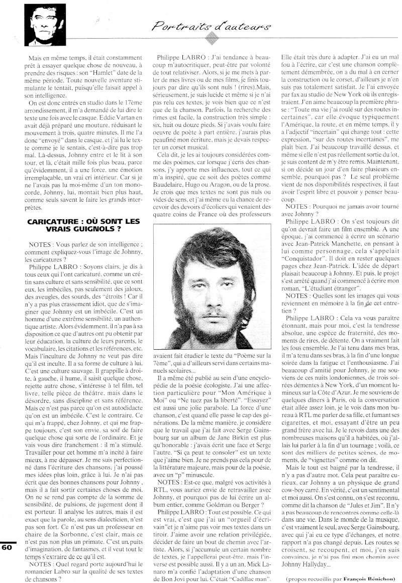 PORTRAITS D'AUTEURS - Page 2 Img59811