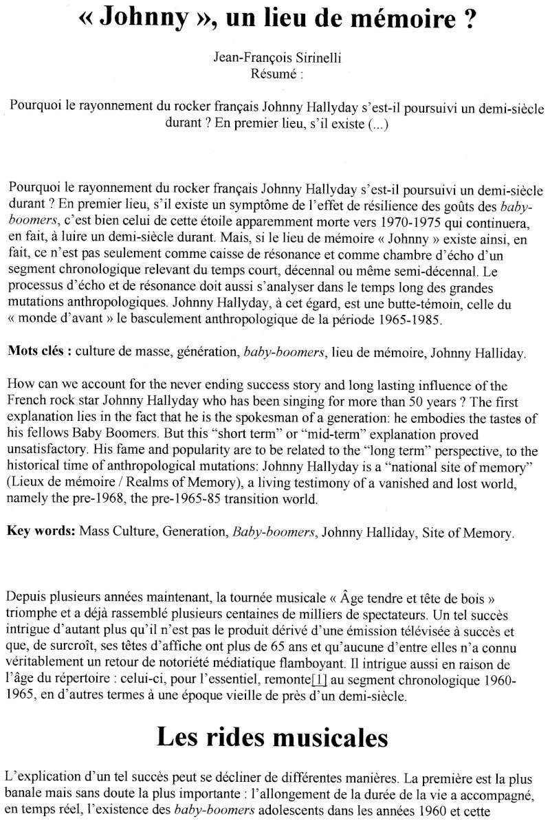 JOHNNY VU PAR JEAN FRANCOIS SIRINELLI Img60812