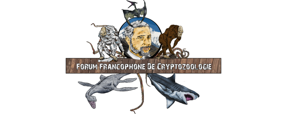 Forum Francophone de Cryptozoologie Header12