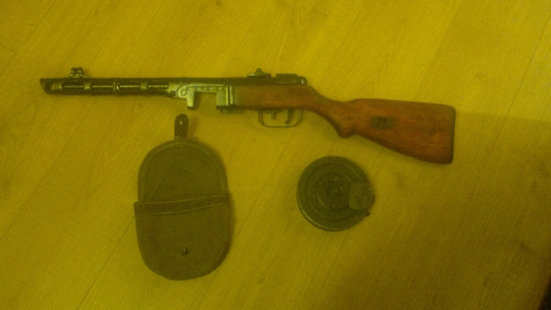 Collection ww2 Ppsh4110