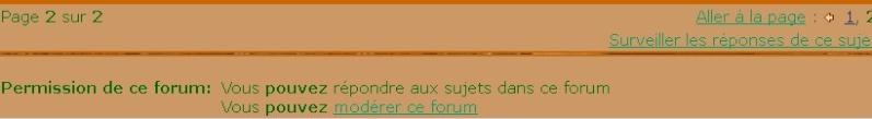 Les différents boutons du forum et leurs fonctionnements Aller10