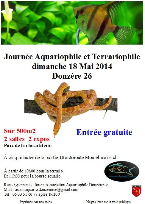 Journée aquariophile de Donzère le 18/05/14 Donzar10
