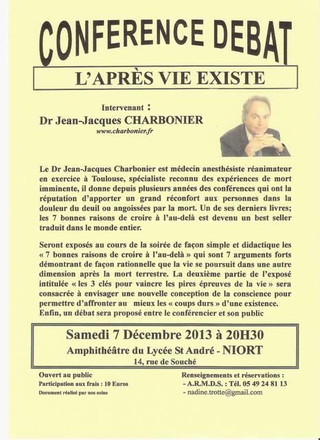 """""""L'après vie existe""""  Drjjch10"""