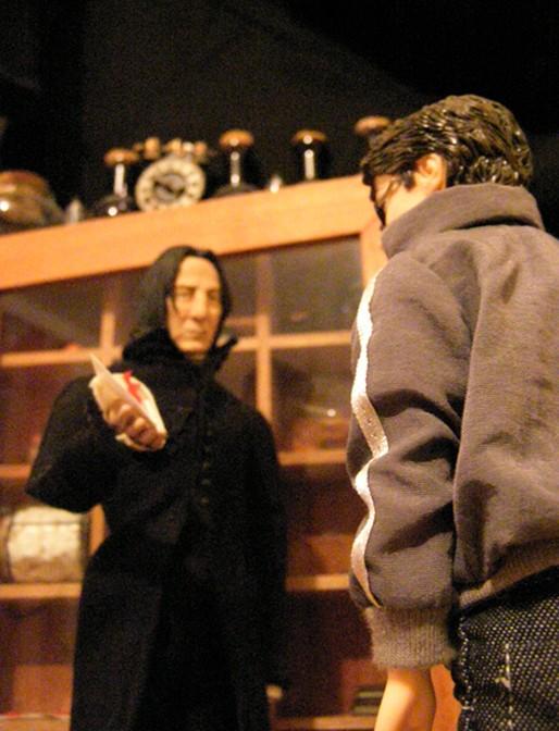rogue - Snape (Rogue) - Harry Potter - Beugla10