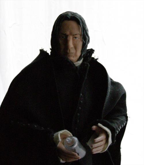 rogue - Snape (Rogue) - Harry Potter - Snape_12