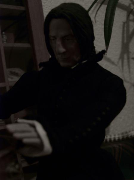 rogue - Snape (Rogue) - Harry Potter - Snape_13