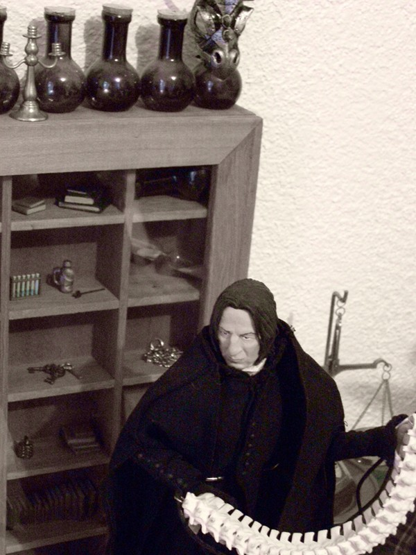 rogue - Snape (Rogue) - Harry Potter - Snape_14