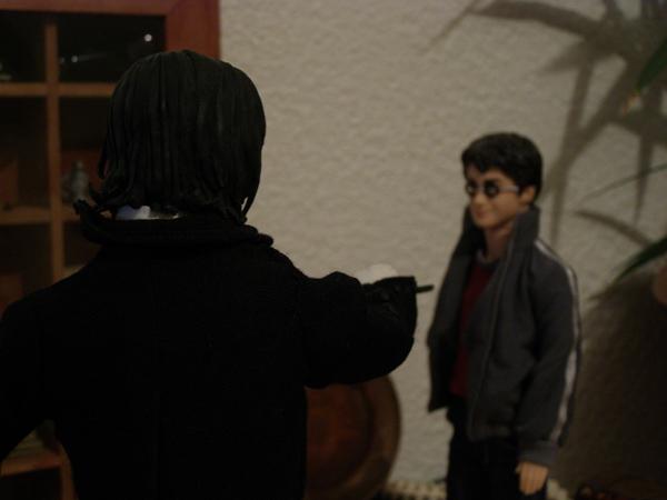 rogue - Snape (Rogue) - Harry Potter - Snape_16