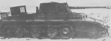 Semi chenillé: Panzer Selbstfahrlafette II 7,5 cm Kan. L/41 auf Zgkw.5t HKP902 T_hkp910