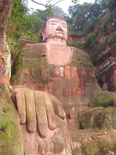 grand bouddah de leshan, sichuan, chine Giant_12