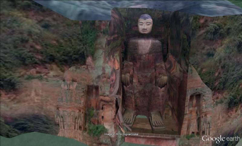 grand bouddah de leshan, sichuan, chine Image_10
