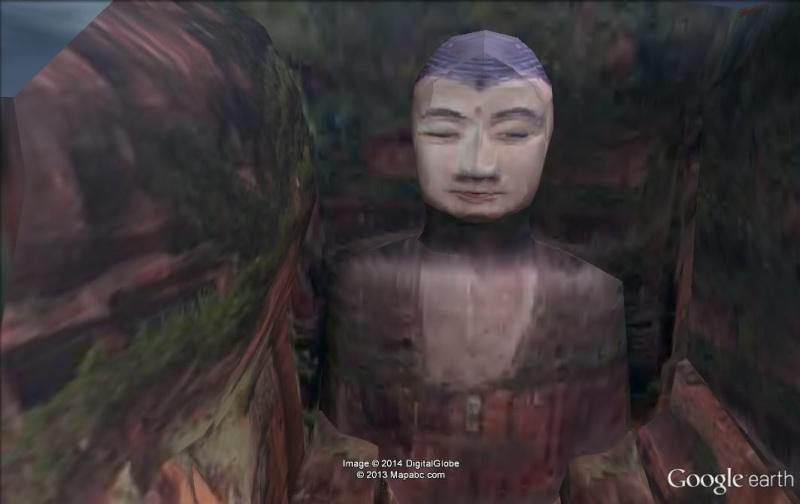 grand bouddah de leshan, sichuan, chine Image_12