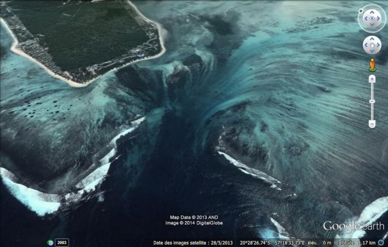 """Cascade"" sous marine, ile Maurice, Océan indien Image_13"