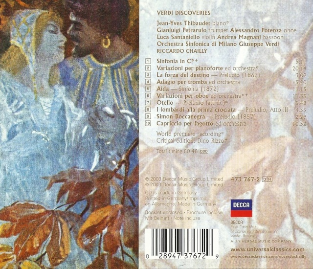 Verdi - Giuseppe Verdi (1813-1901) Back11