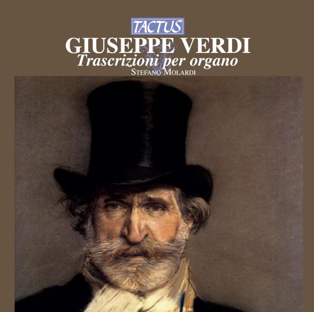 Verdi - Giuseppe Verdi (1813-1901) Cover11