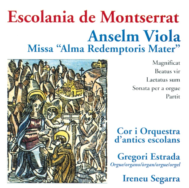 Anselm Viola i Valentini (1738-1798) Cover54