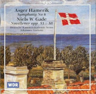 Asger HAMERIK (1843-1923) Front101