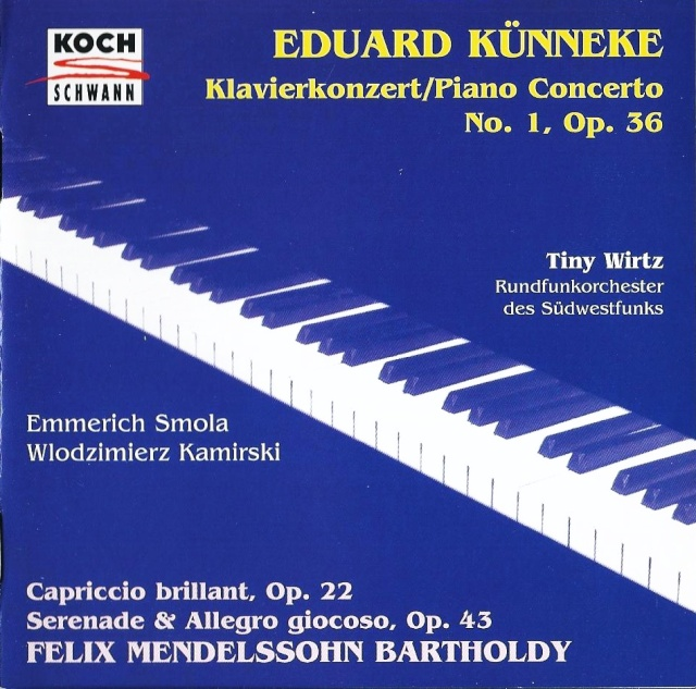 Eduard Künneke (1885-1953) Front115