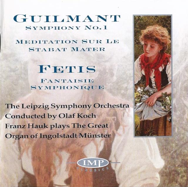 Alexandre GUILMANT (1837-1911) Front46