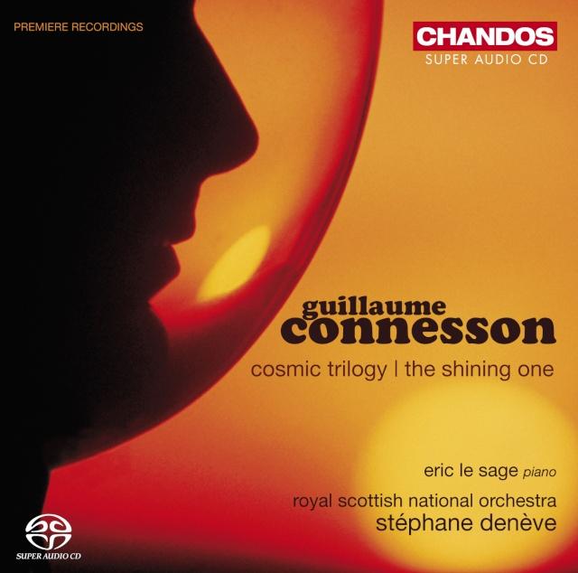 Guillaume Connesson, né en 1970 Front54