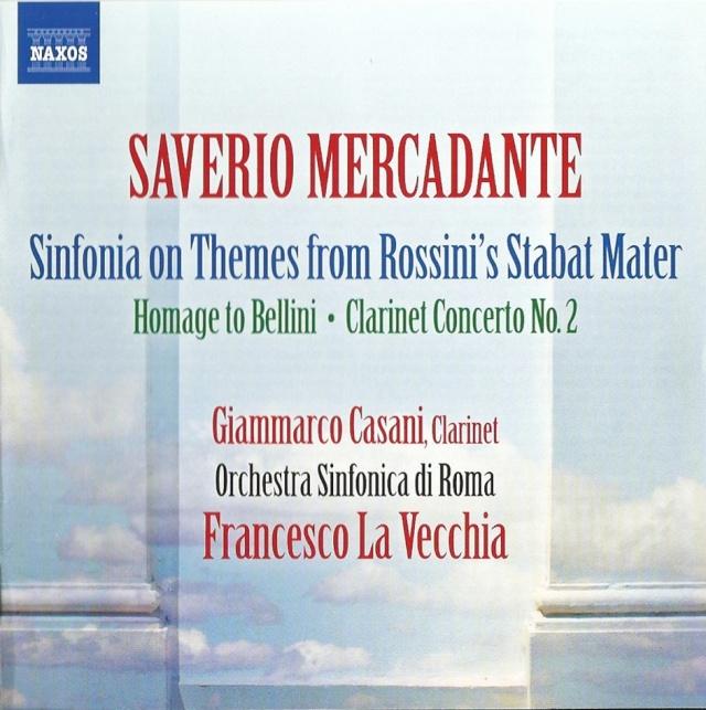 Saverio MERCADANTE (1795-1870) Front71