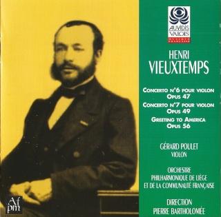 Henri Vieuxtemps (1820-1881) Front72