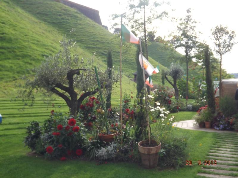 Jardin pour la Paix - Bitche . Dscf8516