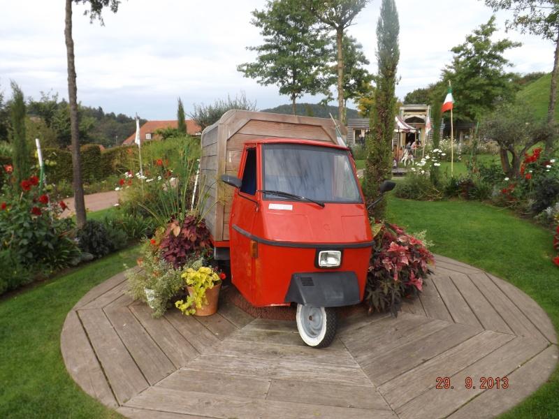 Jardin pour la Paix - Bitche . Dscf8518