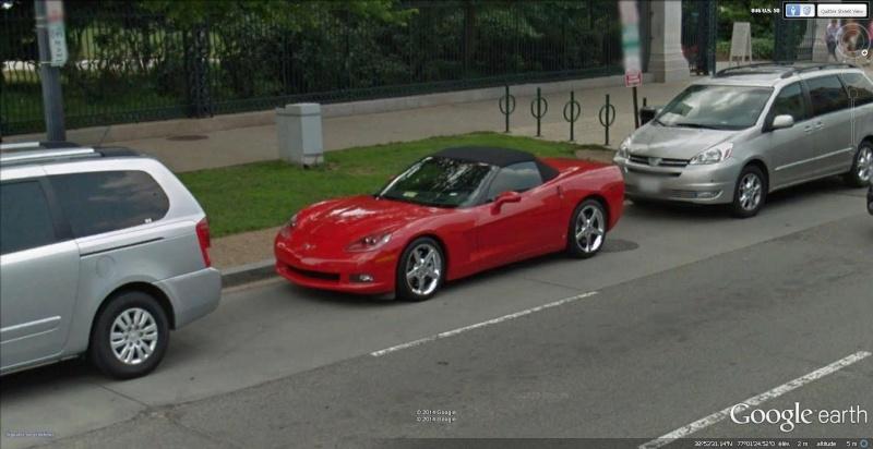 STREET VIEW : belles voitures (Monde) - Page 38 C610