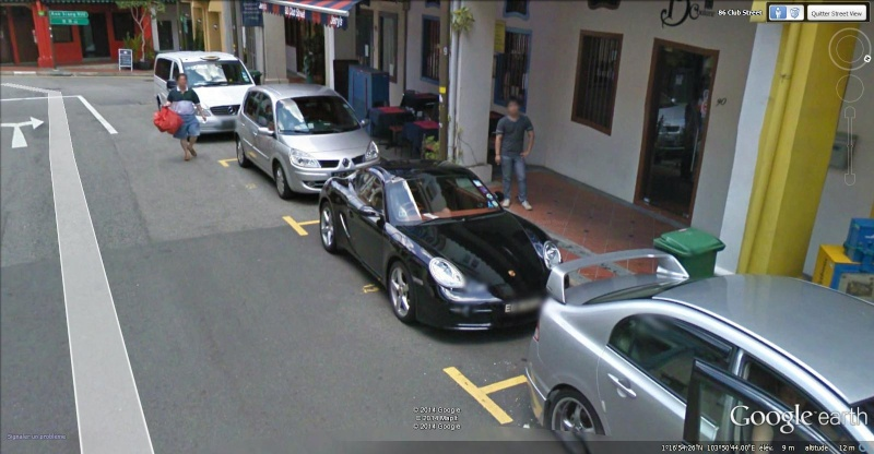 STREET VIEW : belles voitures (Monde) - Page 38 Cayman10